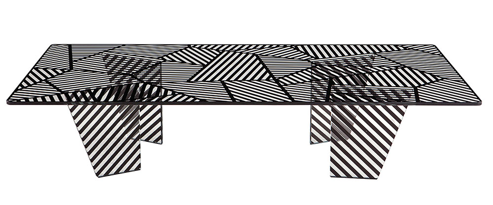 Roche Bobois Paysage Coffee Table