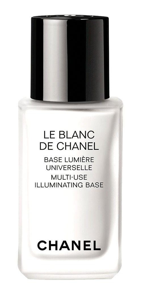 Le Blanc de CHANEL Multi-Use Illuminating Base   $52