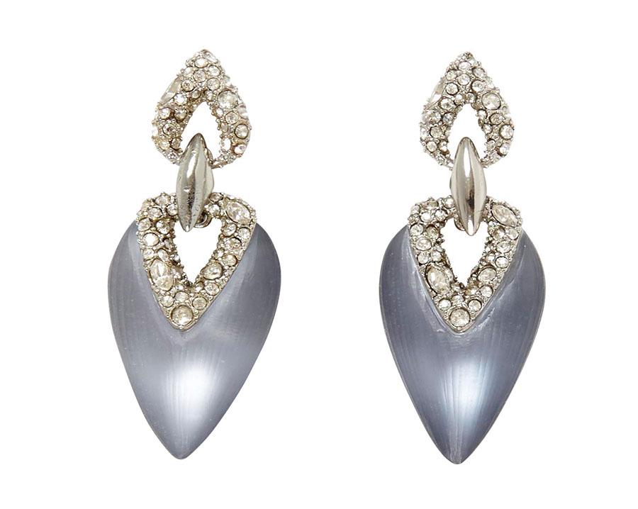 Alexis Bittar Earrings,$240