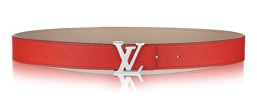 Louis Vuitton Madeleine Belt,$705