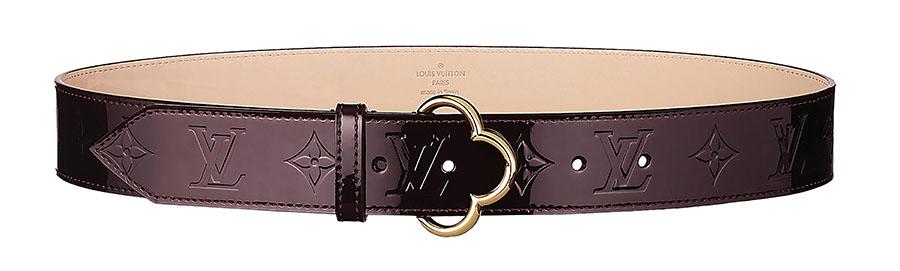 Louis Vuitton Flower Belt,$490