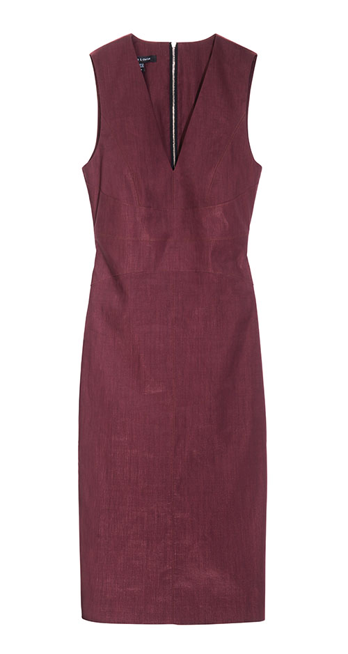Judith & Charles Rosemead Dress,$395