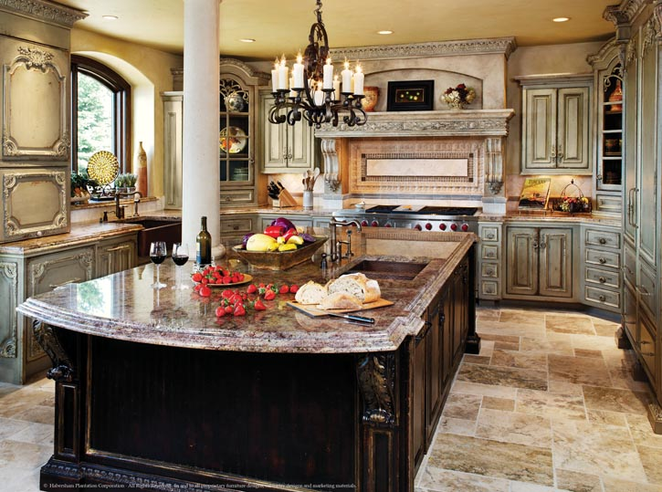Habersham Custom Island & Cabinetry At V6B,  v6b.com , 604 684 6824