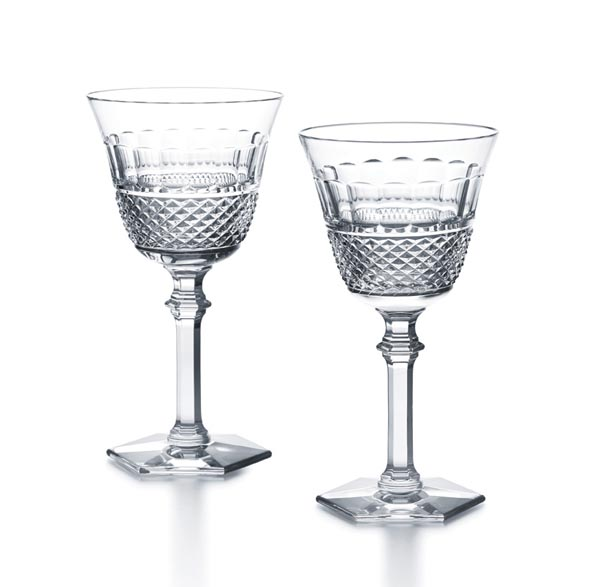 Baccarat Diamant Stemware, Price Upon Request At Atkinson's,  atkinsonsofvancouver.com , 604 736 3378
