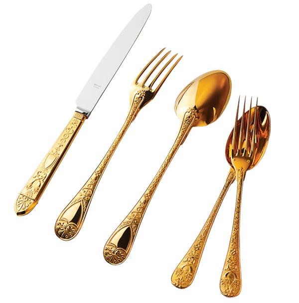 Odiot Napoléon Collection Cutlery At Atkinson's, atkinsonsofvancouver.com, 604 736 3378