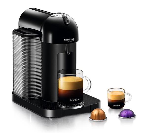 Nespresso VertuoLine Coffee Machine At Nespresso Boutique across Canada, nespresso.com, 855 350 5812