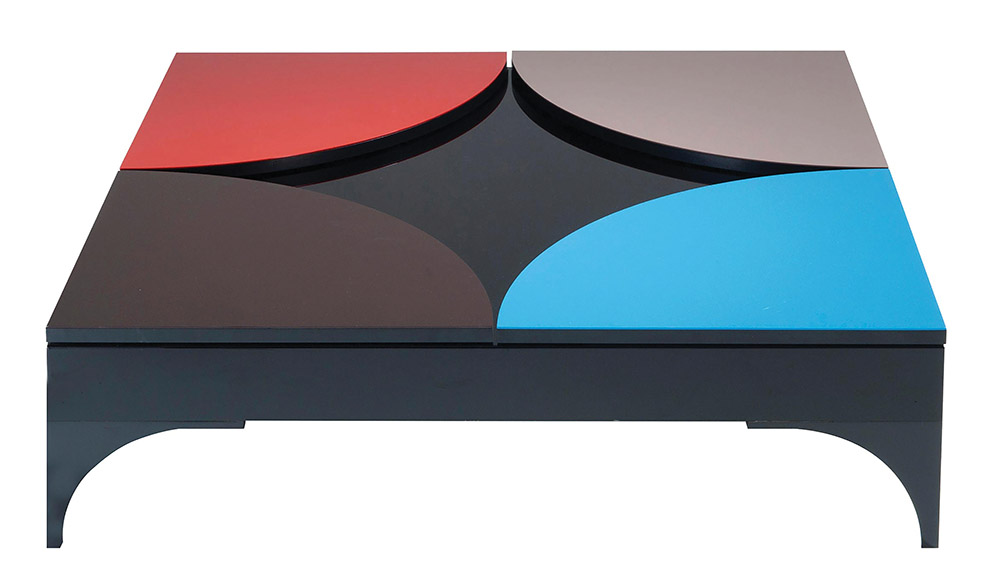Roche Bobois Victor Cocktail Table