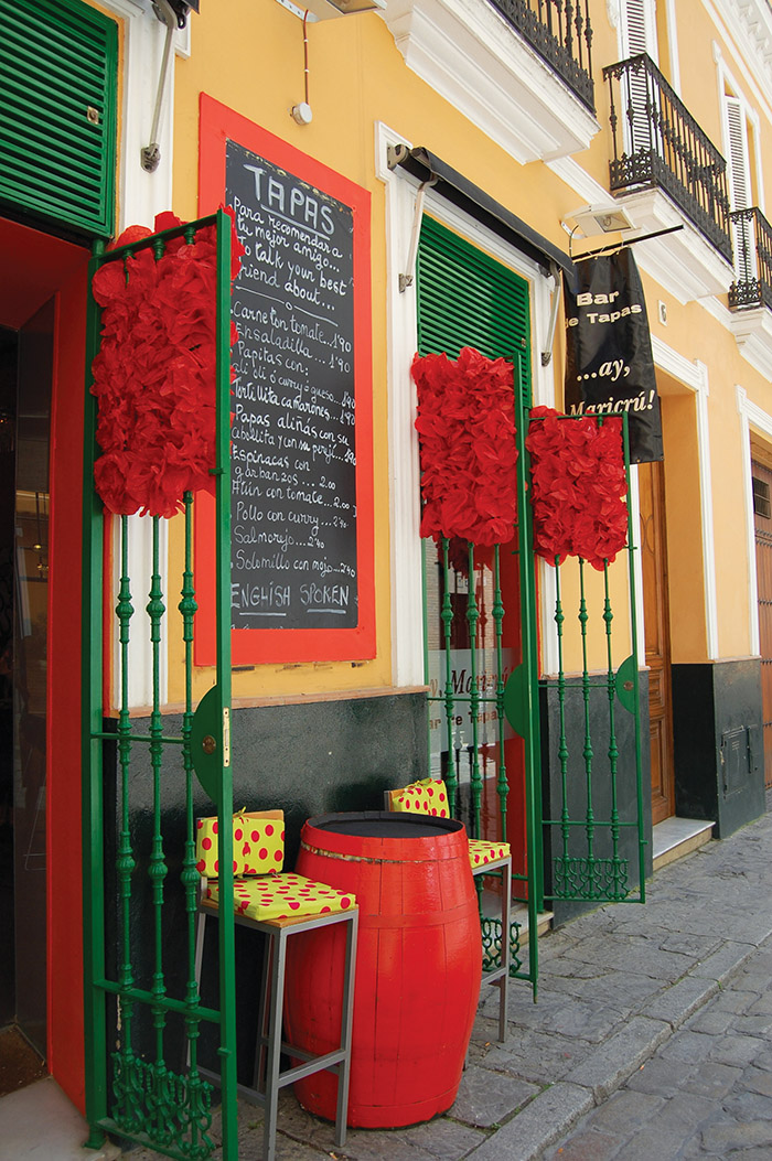 With their small dishes and convivial atmospheres, tapas bars are the perfect way to sample a variety of Spanish cuisine and meet the locals.