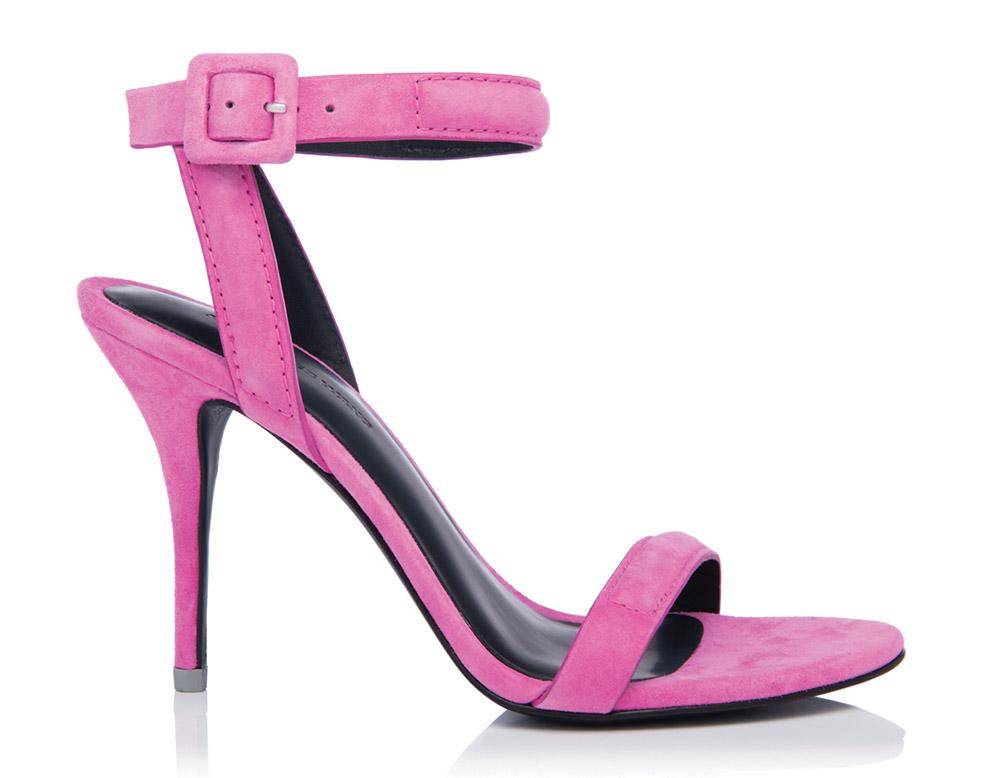 Alexander Wang Suede Sandals   $550