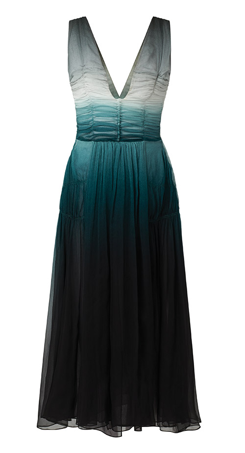 Burberry  Dégradé Dress  $3,995