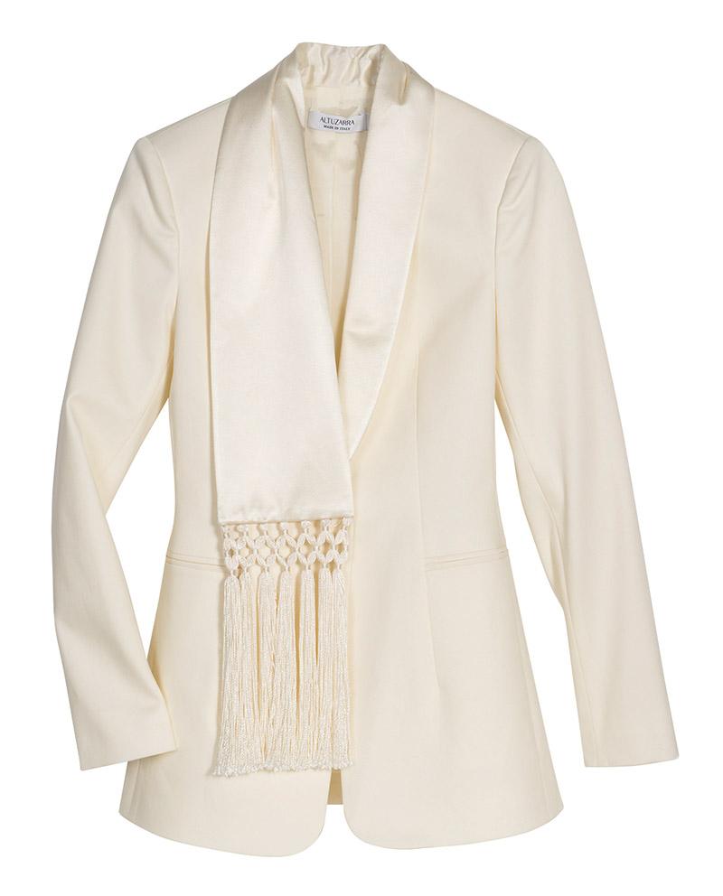 Altuzarra Fringe Jacket   $3,200