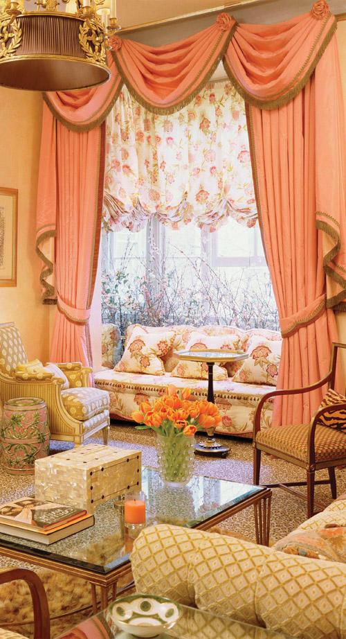Designer Scott Salvator, Photographer Bill Ebert From Forty Years of Fabulous: The Kips Bay Decorator Show House, by Steven Stolman