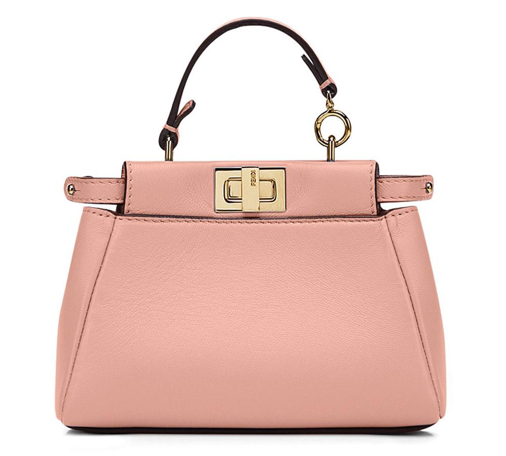 Fendi Micro Peek-A-Boo Handbag   $1,900