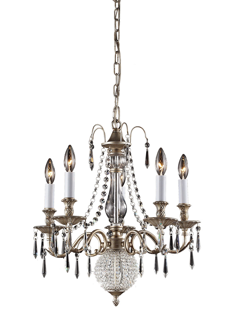 ELK Lighting Hereford Crystal Chandeliers