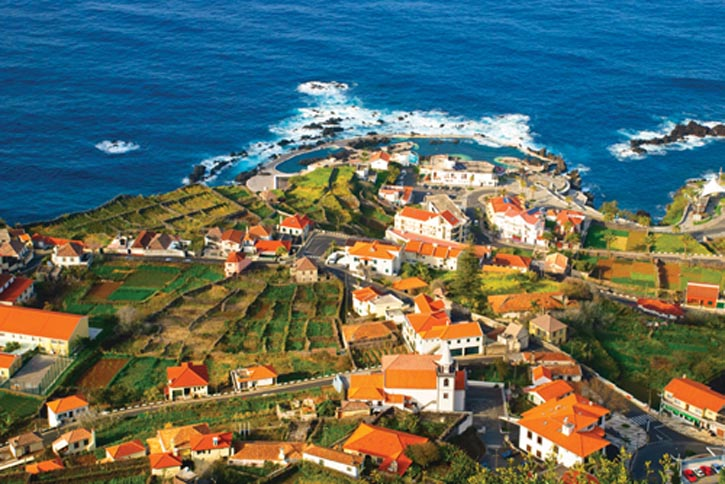 This remote Atlantic island was a common port of call for ships travelling to the New World starting in the 15th century. Its treasured Madeira wine is still world-famous.