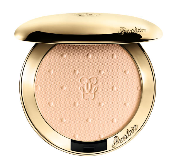 Guerlain Les Voilettes transparent compact powder   $66    At Guerlain boutiques and institutes