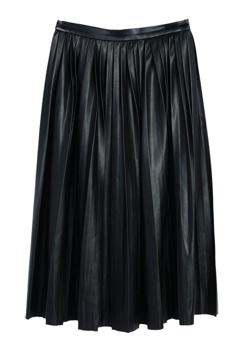 Rag & Bone Leather Skirt   $975   At Holt Renfrew