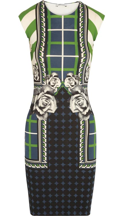 Emma Cook Abbie printed stretch-jersey dress   $380   At net-a-porter.com