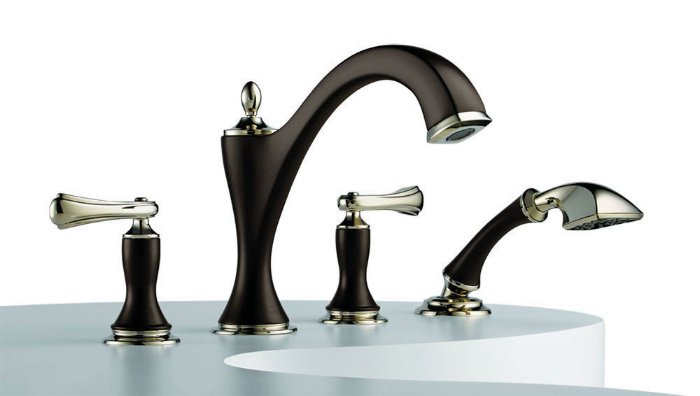 Brizo Charlotte SmartTouchPlus Technology Faucet At retailers across Canada, brizo.com