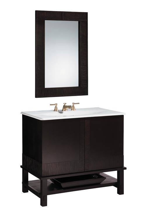 Kohler Mersing Mirror & Vanity At retailers across Canada,Kohler.ca