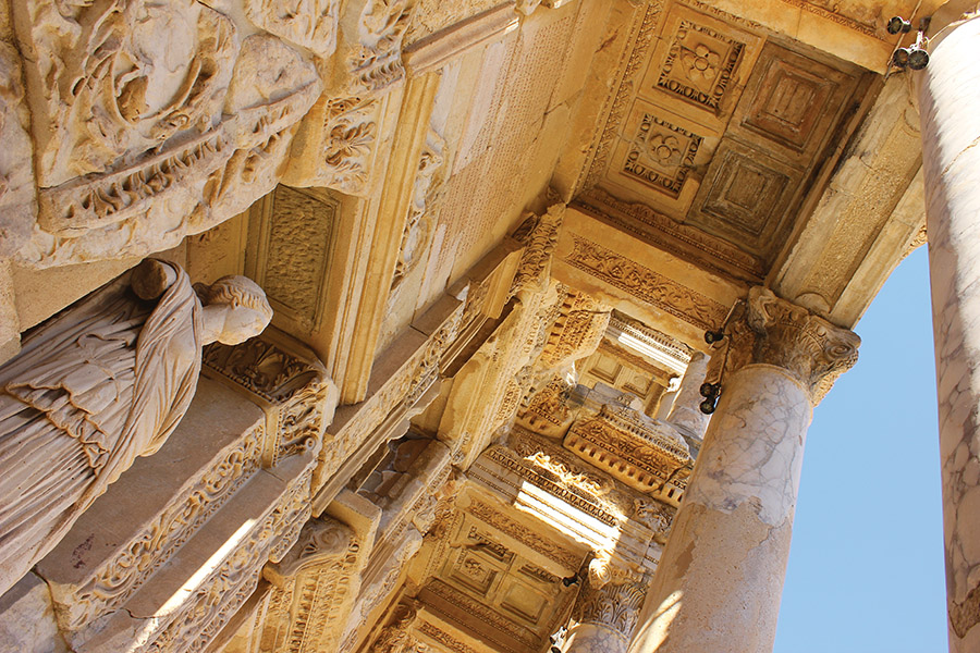Excavation at Ephesus is ongoing. Watch as archaeologists uncover treasures daily and work to recreate the city that was once the epicentre of Asia Minor.