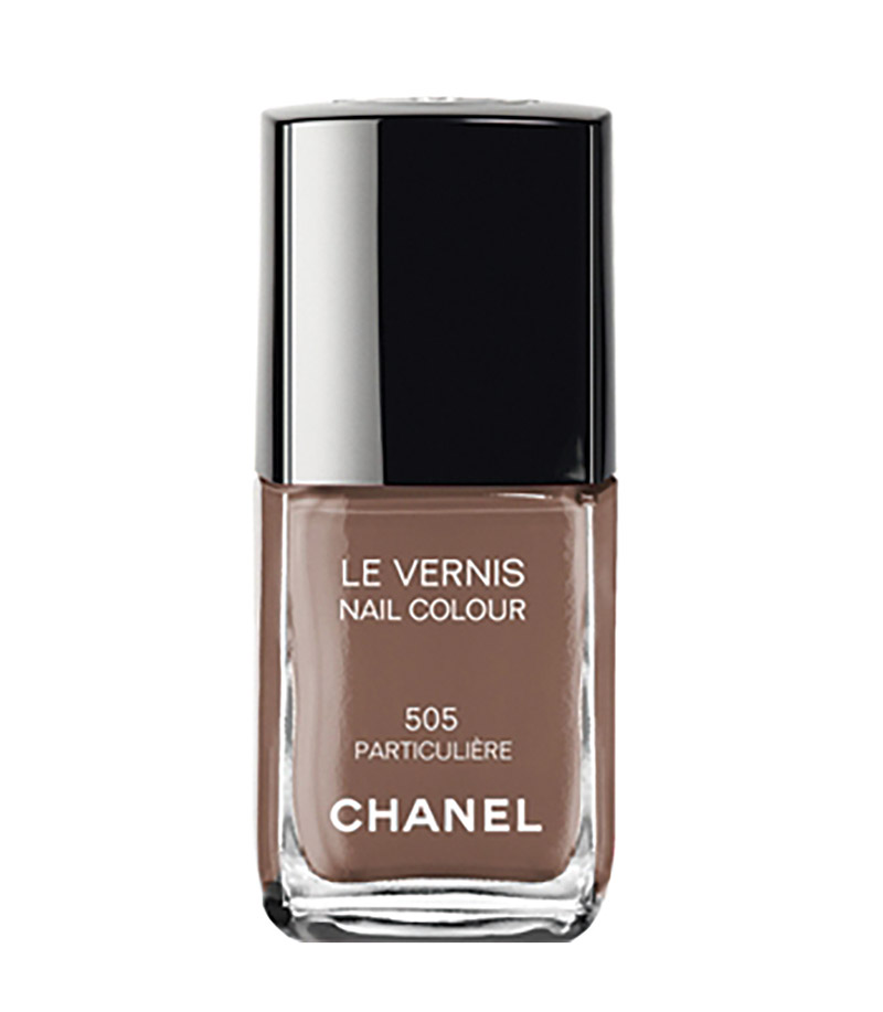 chanel nail polish le vernis 505 particuliere