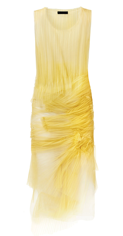 Burberry Tulle Dress