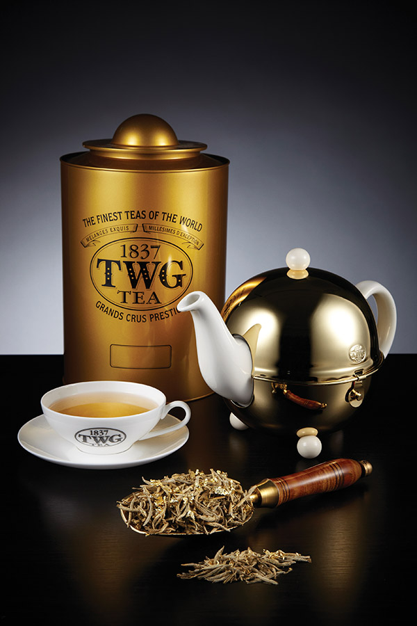 Gold Yin Zhen Tea at The Urban Tea Merchant
