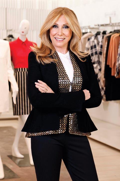 Barb Atkin, Fashion Director of Holt Refrew
