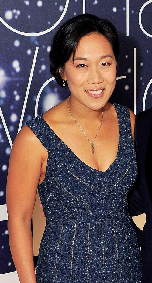 Priscilla Chan (Steve Jennings / GettyImages )