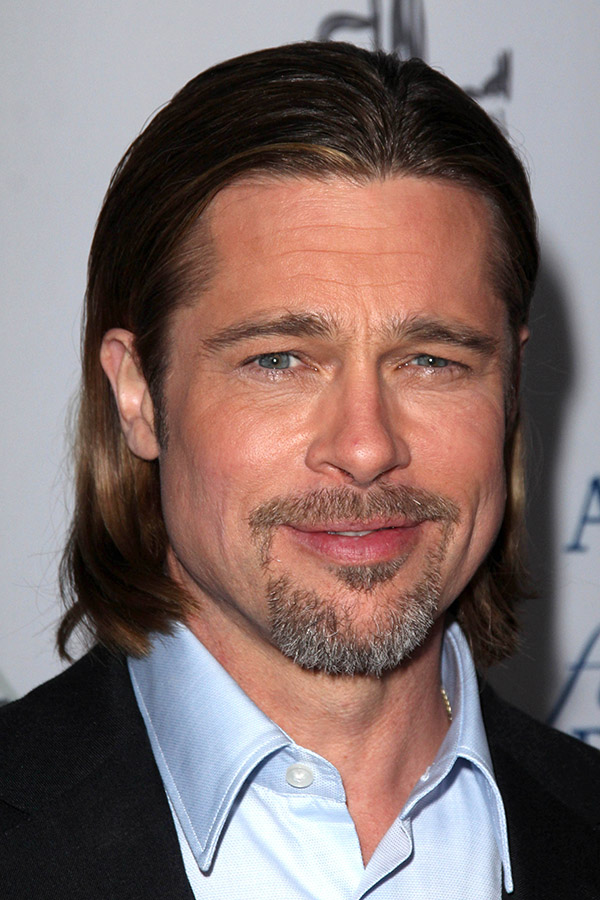 Brad Pitt(s_bukley / Shutterstock.com)