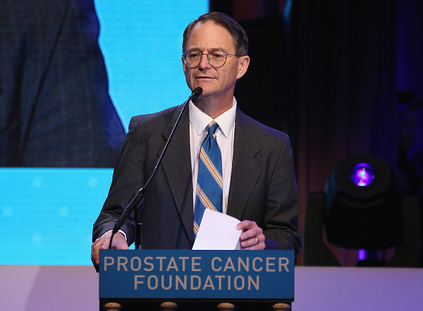 PCF President and Chief Executive Officer Jonathan W. Simons MD