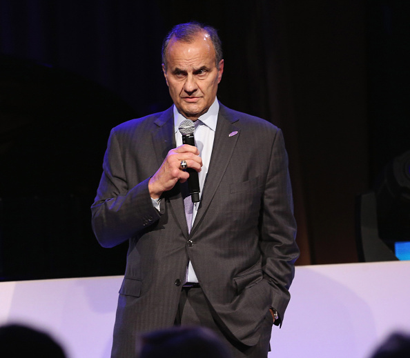 Former MLB player and manager Joe Torre