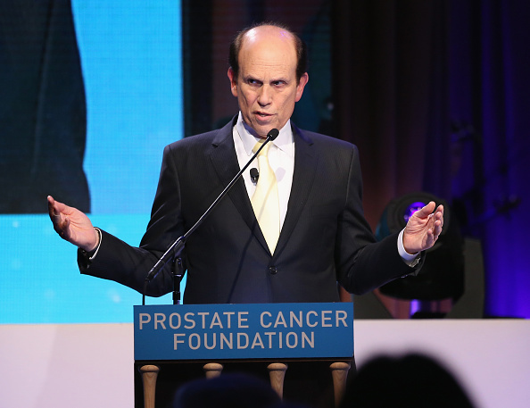 PCF Founder and Chairman Mike Milken