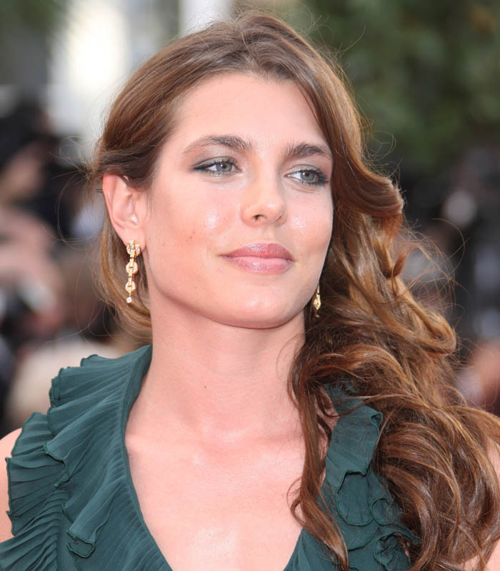 Princess Charlotte Casiraghi: Featureflash / Shutterstock.com
