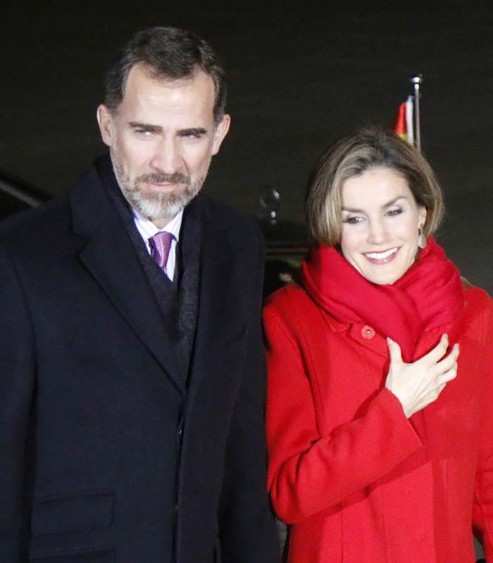 Spanish King Felipe VI, Queen Letizia: 360b / Shutterstock.com