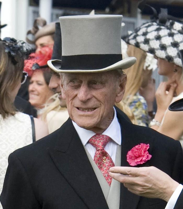 Prince Phillip: Featureflash / Shutterstock.com