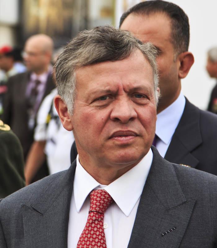 Abdallah II Bin Al-Hussein: Ahmad A Atwah / Shutterstock.com