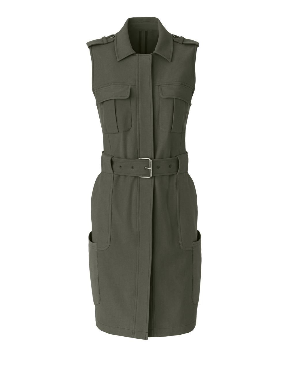 Twill Military Vest
