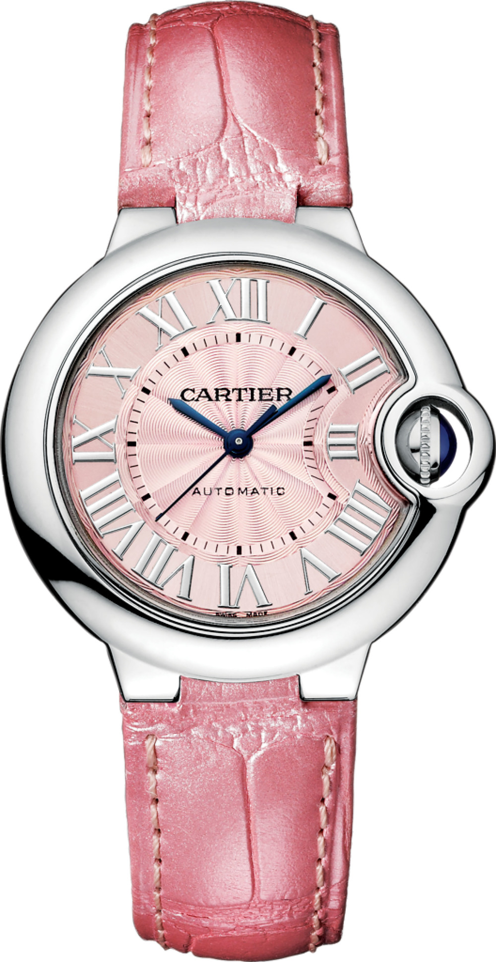 Cartier Ballon Bleu Watch $6,950