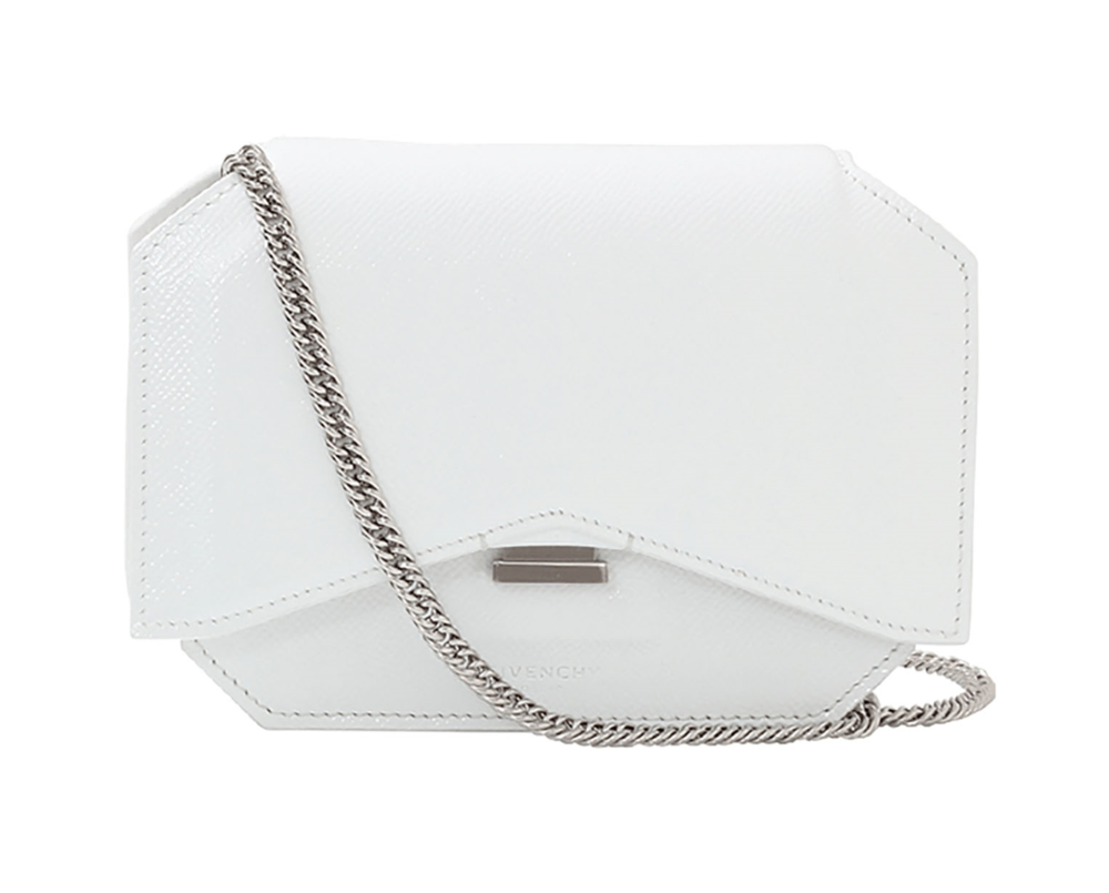 Givenchy Bow Cut Chain Wallet US$1,490