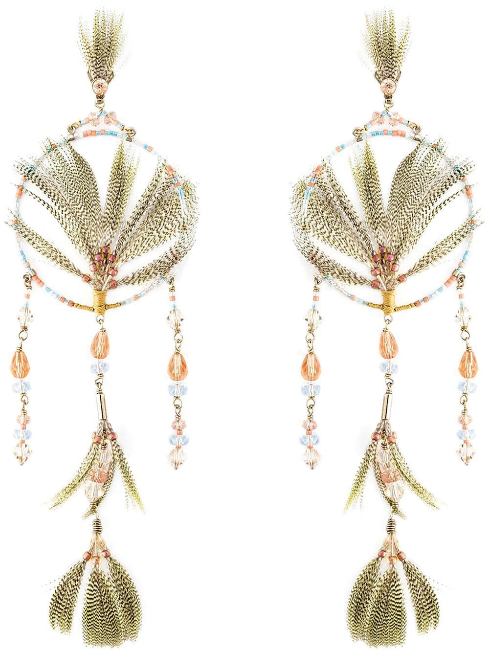 Valentino Dream Catcher Earrings $976