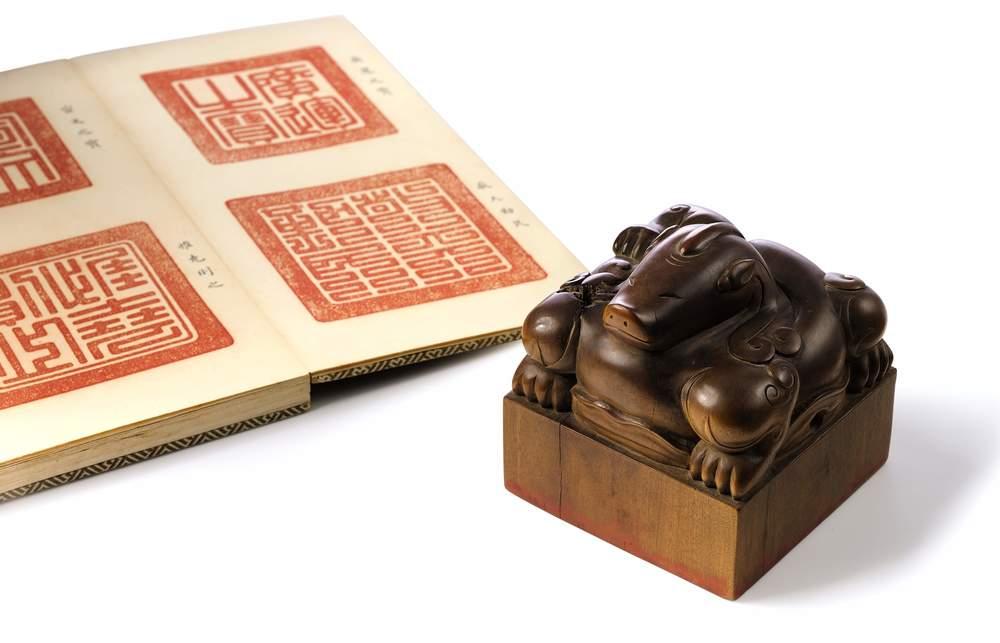 Kangxi Mandate of Heaven Seal (Image: Sotheby's)