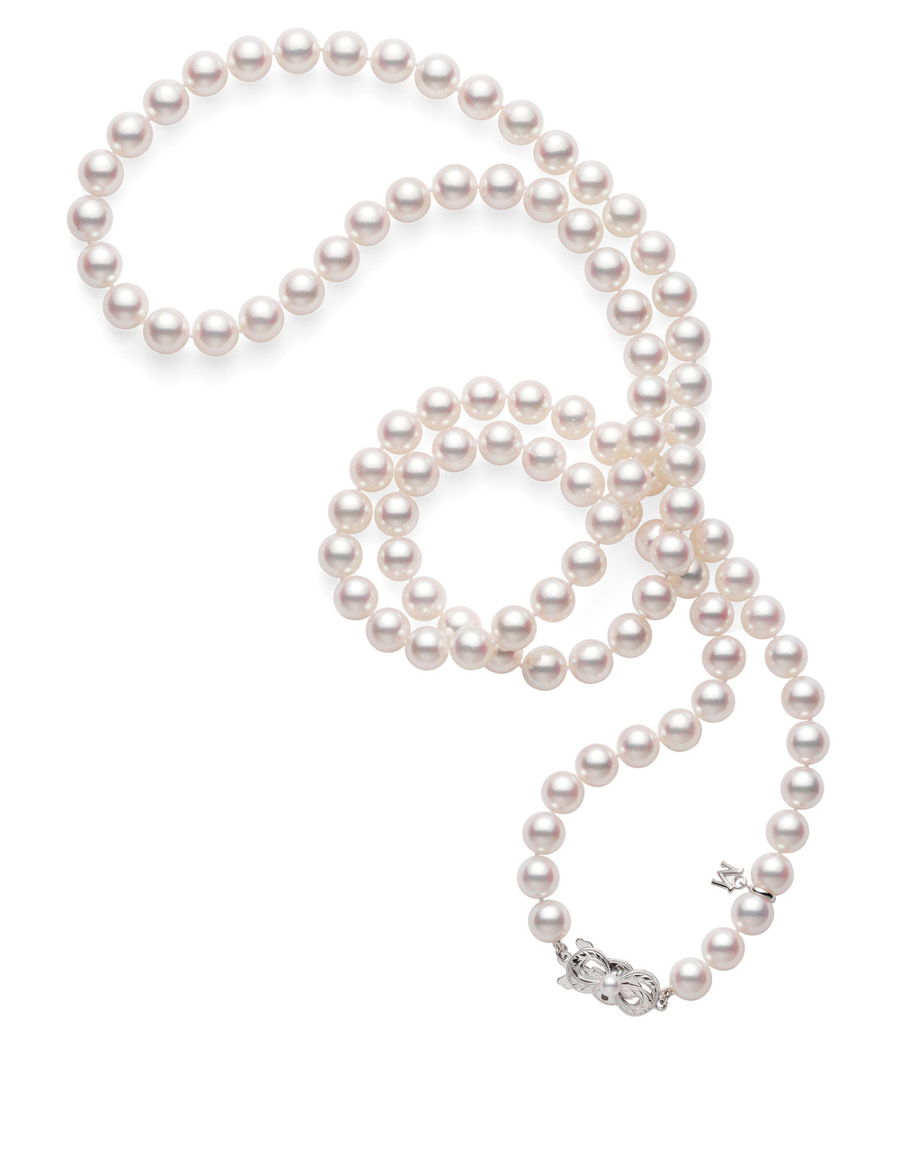 Mikimoto Akoya Cultured Pearl Opera Length Necklace