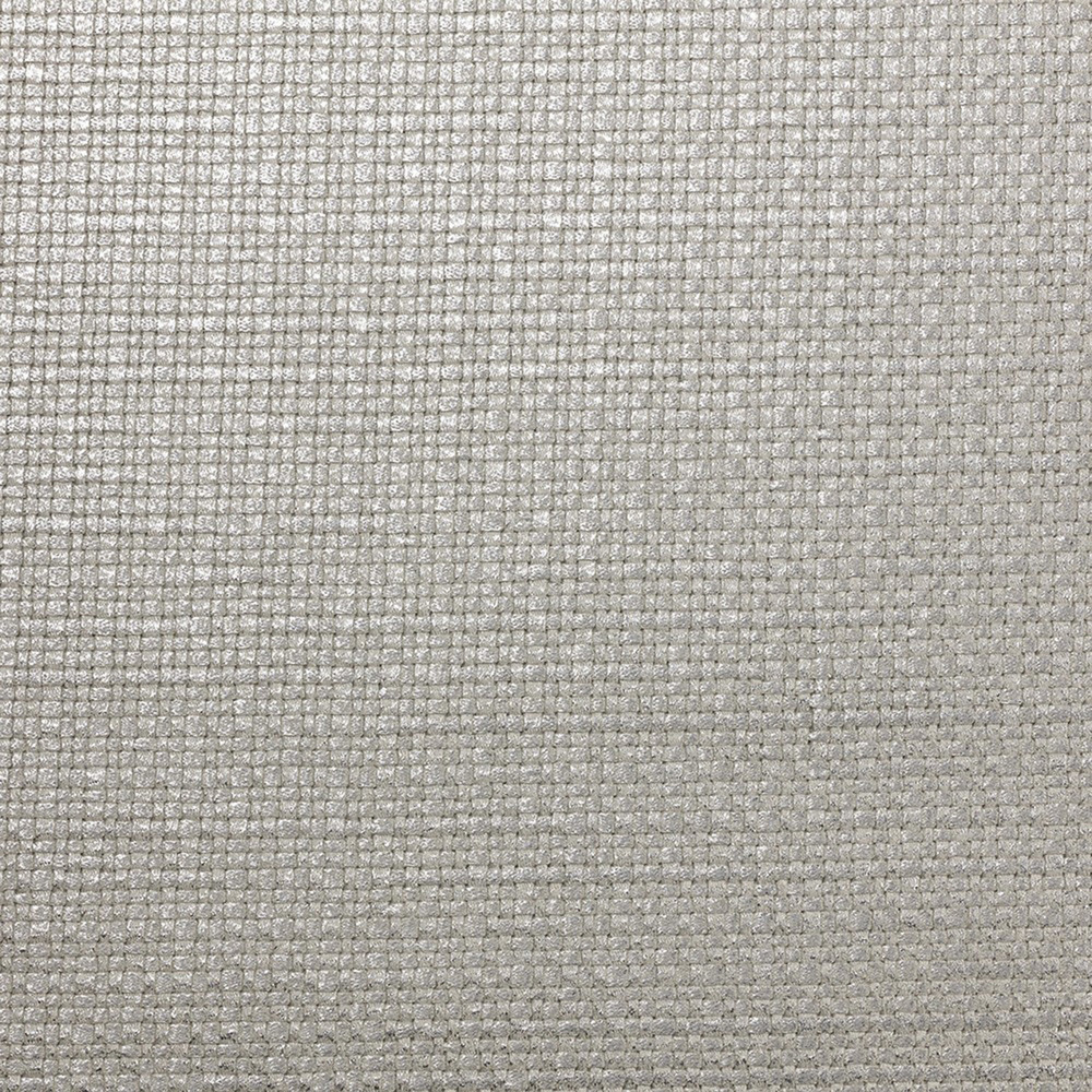 Dedar Milano Grand Natté Laminato Metallic Cotton Fabric