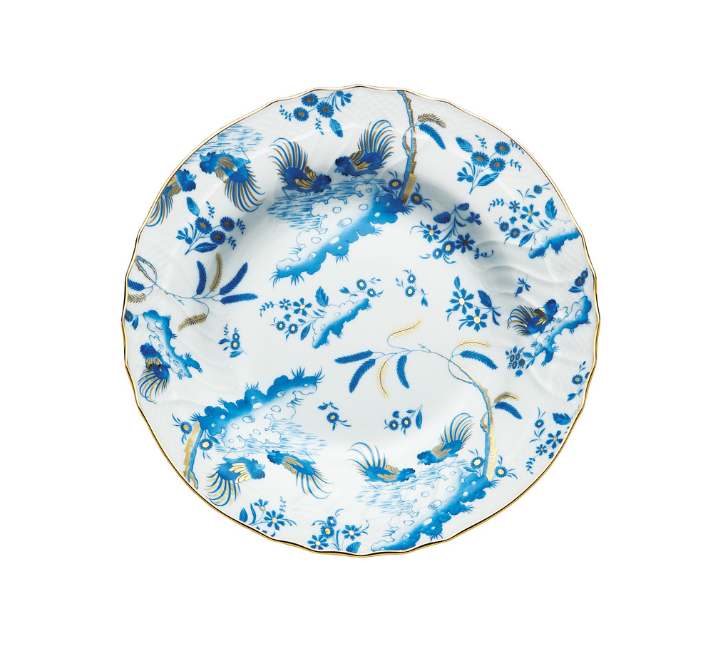 Richard Ginori Porcelain Plate