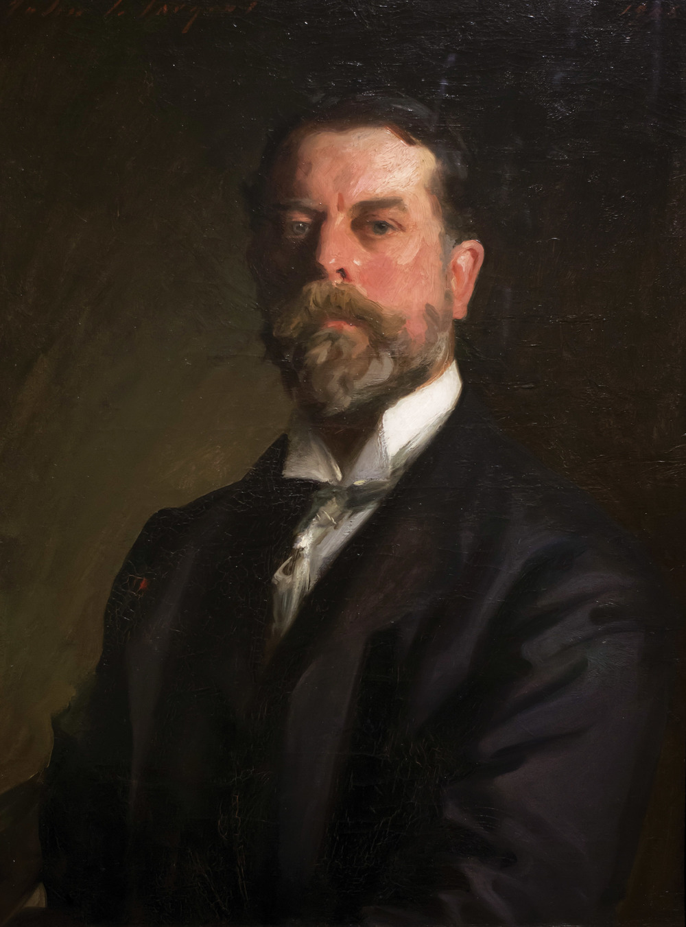 Though Corrigan boasts a diverse art aesthetic, classical artist John Singer Sargent currently takes the spotlight.