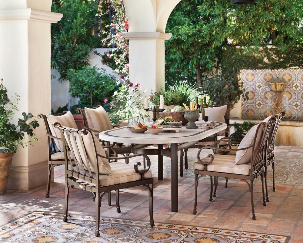 Brown Jordan Toscana Collection
