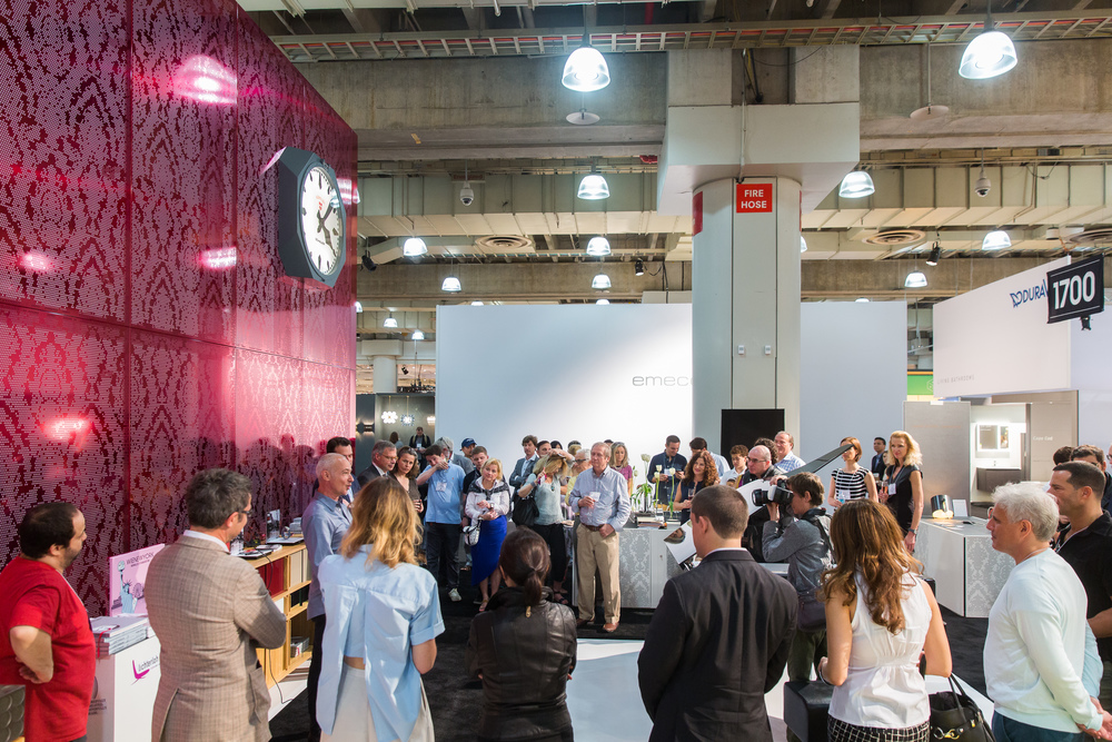 The 29th ICFF in NYC. (icff.com)