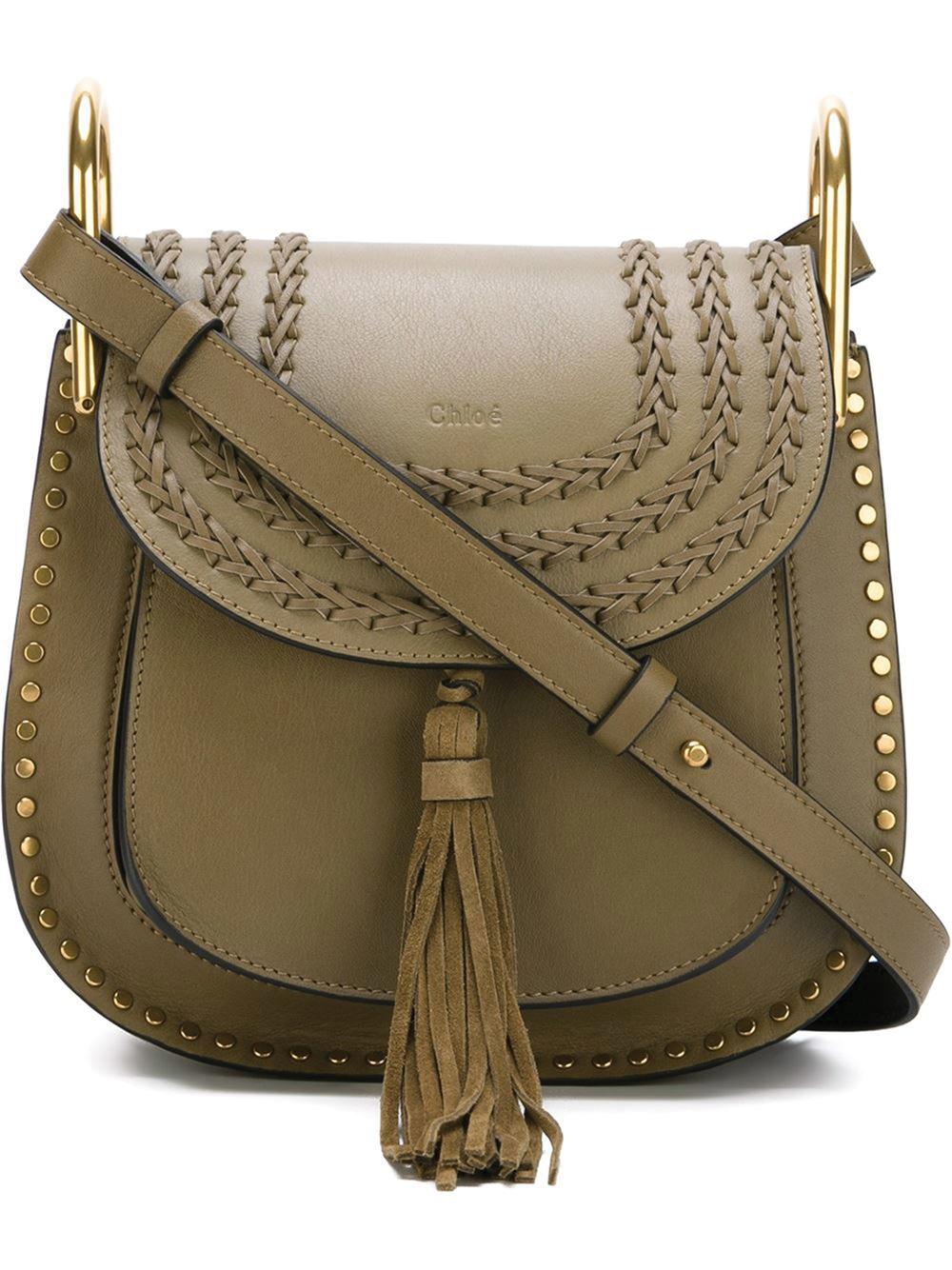 Chloé Hudson Shoulder Bag $2,417